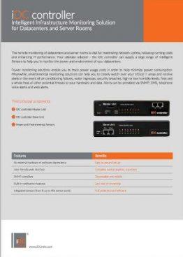 iDC controller
