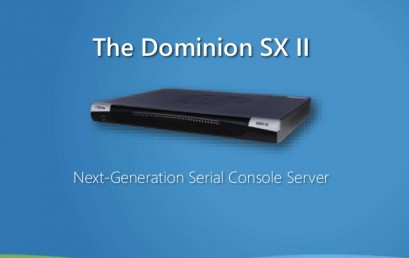 Product Spotlight: The Dominion SX II Serial Console Server