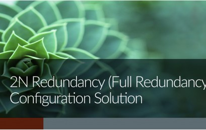 2N Redundancy (Full Redundancy) Configuration Solution